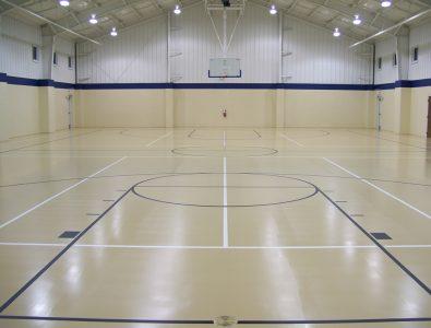 ElastoFloor gym floor.