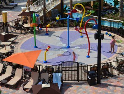 AquaFlex at Fantasy World Resort water park in Kissimmee, FL.