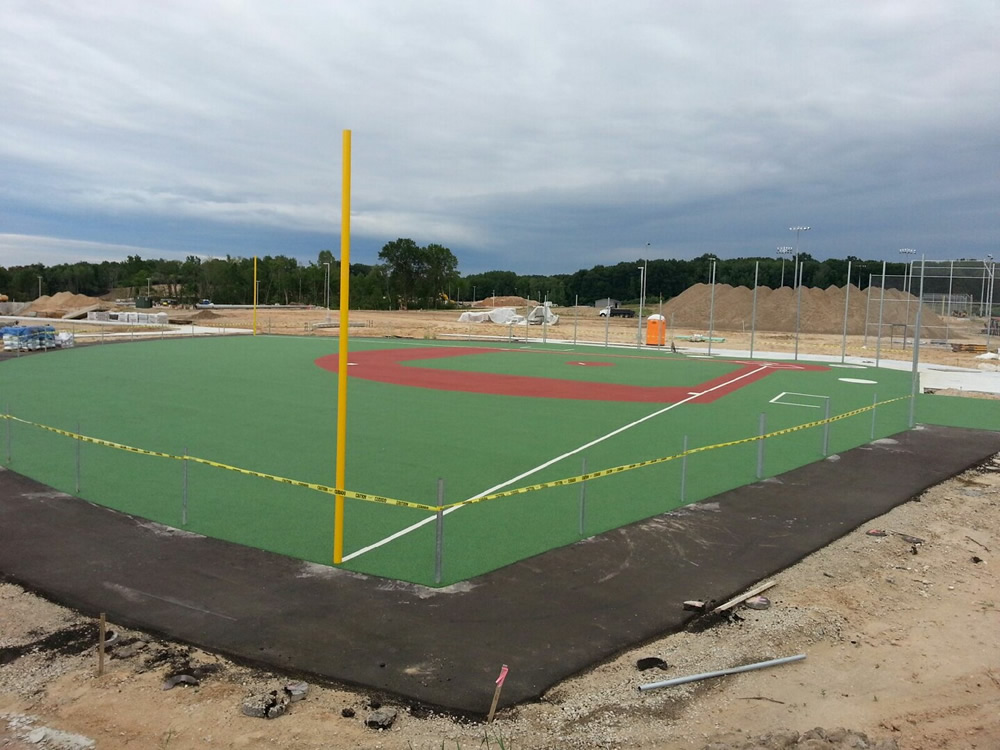 Evertop For Miracle League Baseball Fields Surface America