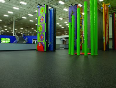 Everlast Roll in activities area of sports & recreation complex.