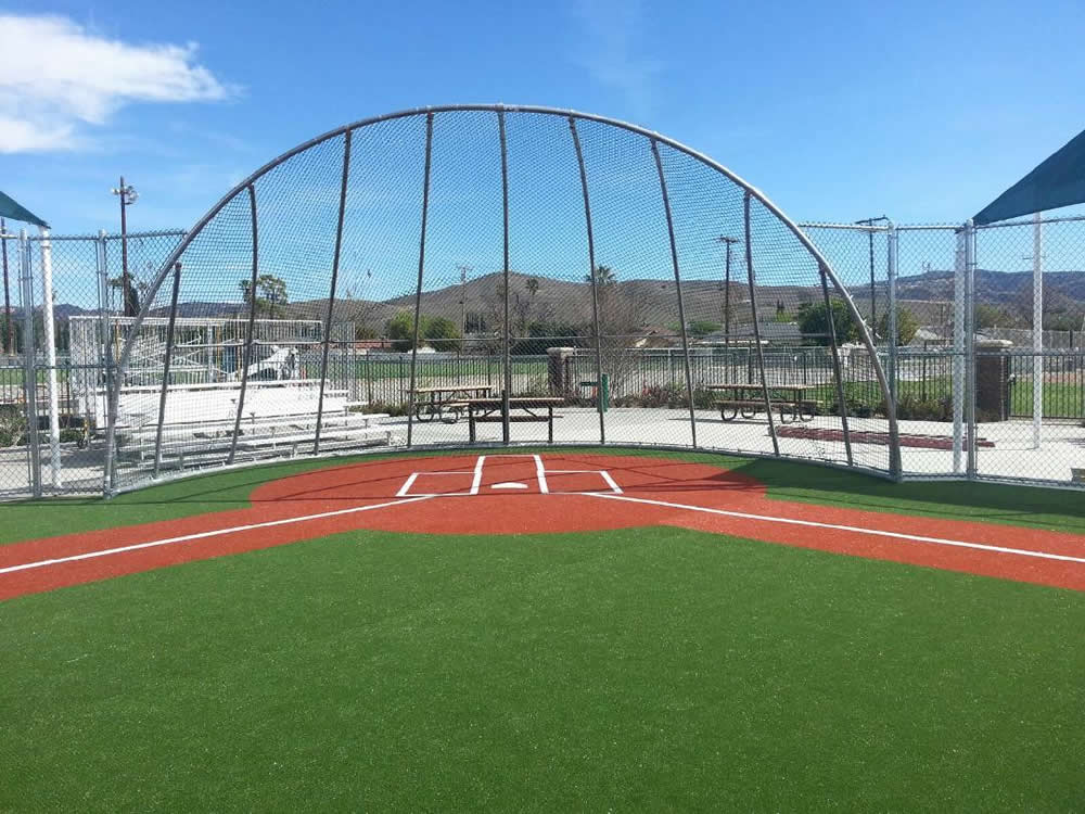 Outdoor surfacing for specialty applications surface america special needs turf baseball field malvernweather Image collections