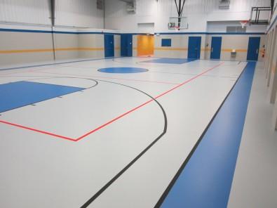 ElastoFloor at Cedar Grove Academy.