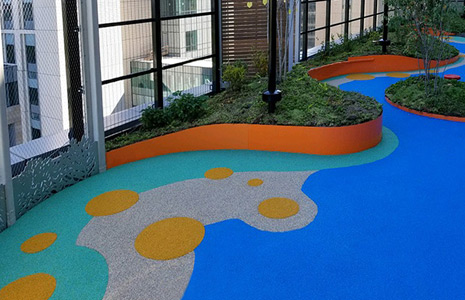 Evertop Pour In Place Recreation Surfacing Surface America