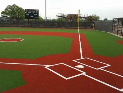 Southlake, TX Miracle League turf field