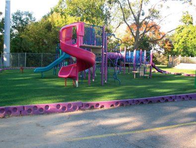 PlayBound TurfTop at school playground.