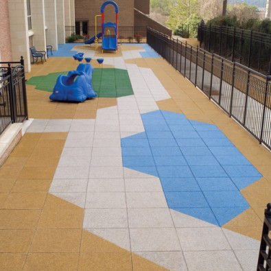 UltraTile Play playground.