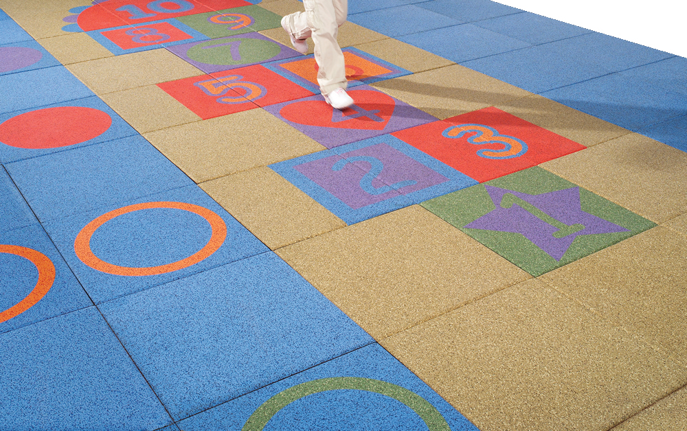 Ultratile Play Rubber Playground Surfacing Surface America