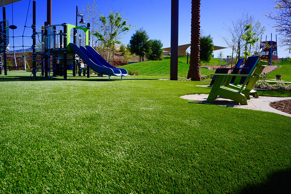 Rubber Playground Surfacing And Flooring Surface America - Spongy outdoor flooring