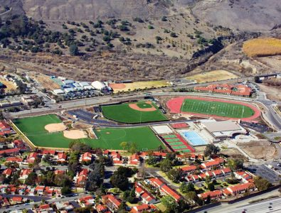 JSerra High School Aerial